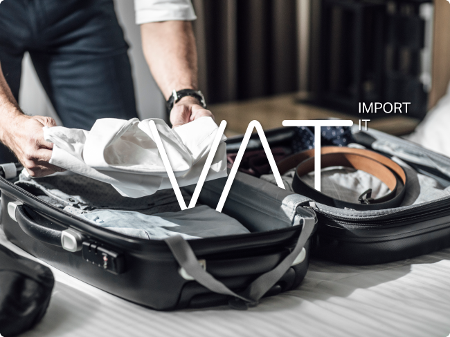 Importing commercial goods to Great Britain in your baggage