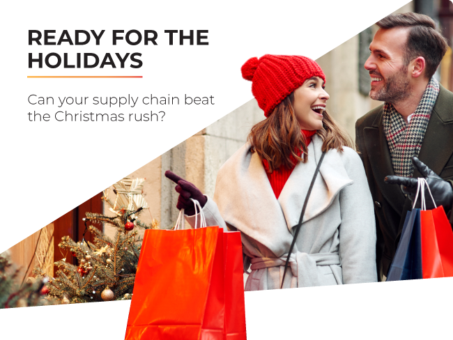 Santa's supply chain: Is your business ready for the Christmas rush?