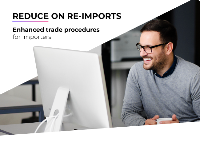 How to pay less import duty & VAT when re-importing into the UK