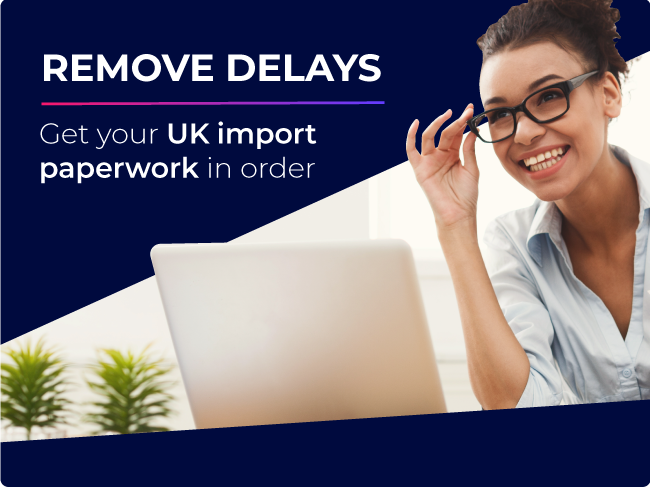 New control on imports to UK from EU from 1 April