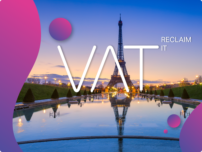 How to file a VAT refund claim in France